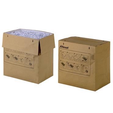 50 Bolsas Rexel reciclables GAMA RL