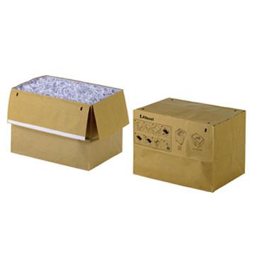 50 Bolsas Rexel reciclables MERCURY 50l.