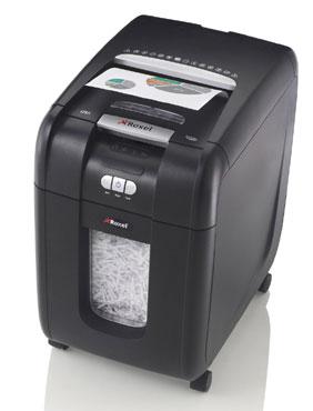 DESCATALOGADA Destructora papel Rexel Auto+ 200X automática 2020225XEU