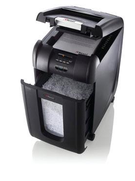Destructora automática Rexel Auto+ 300M con microcorte