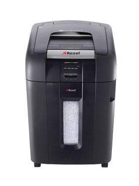 DESCATALOGADA Destructora automática Rexel Auto+ 600M con microcorte