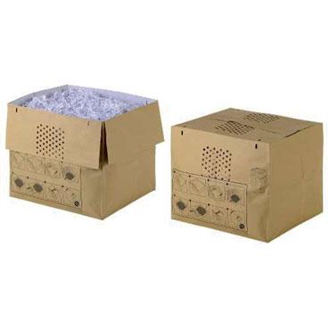 50 Bolsas Rexel reciclables Auto+ 750X & 750M 115l.