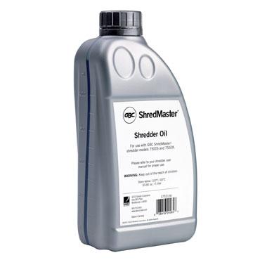 Bote aceite para destructoras 1l. Rexel SERIES 7000