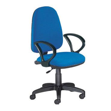 Silla oficina contacto permanente 930 azul Rocada RD-930/3+956