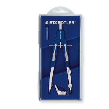 Compás bigotera con adaptador y ajuste rápido Mars 552 01 Staedtler 55201
