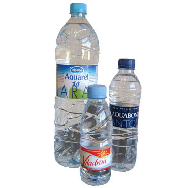 Pack 24 botellas agua mineral 50 cl.  AGUA50
