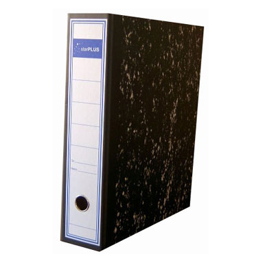Archivador palanca starPLUS jaspeado Folio rado 99394  ARC073