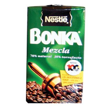 Pack 4 café mezcla 250 g.  CAFEMEZ