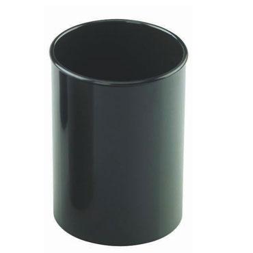 Cubilete portalápices negro starPLUS 207-02 CUB086
