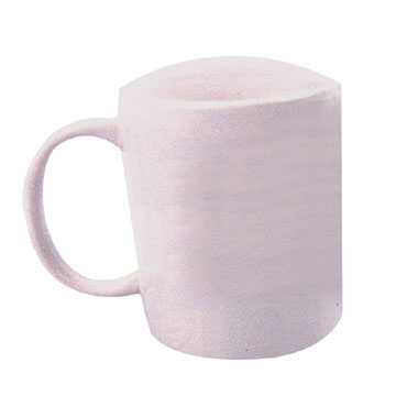 Mug cerámica blanco starPLUS Z607BL