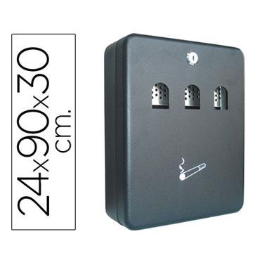 Cenicero de pared Q-Connect 37600