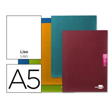 Libreta Scriptus 90 g/m² Din A-5+ lisa Liderpapel 52199