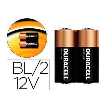 Pila alcalina botón Duracell MN21 74410