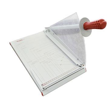Cizalla de papel 33 Din A-4 Yosan guillotina 1520CIZ33