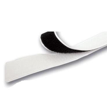 25 m. cinta velcro bucle negra 16 mm. Yosan 848CVAB16N