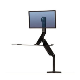 DESCATALOGADO. Estación 1 monitor Sit Stand Extend negra Fellowes 0009701