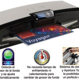 Plastificadora Fellowes Voyager A3 &5704201
