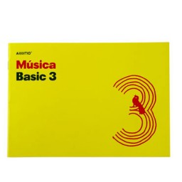 Bloc de música Basic 3 Additio M03