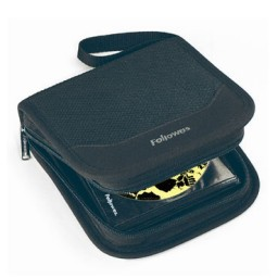 Cartera 32 CD's Fellowes