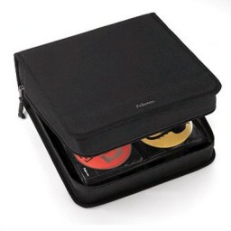Cartera para 320 CD´s Fellowes