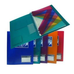 Reorganizer 20 fundas Din A-4 colores Office Box 15215