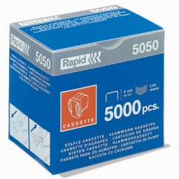 Cassette 5000 grapas 5050 Rapid 20993500