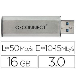 Memoria USB 16 GB Q-Connect