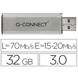 Memoria USB 32 GB Q-Connect